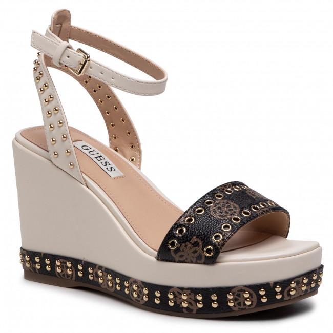 Sandále GUESS - Noldo FL6OLD FAL04 C CREAM
