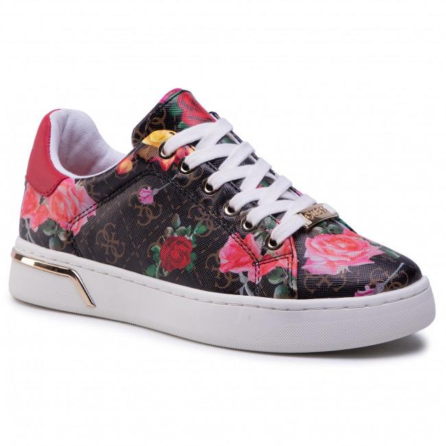 Sneakersy GUESS - Rollin2 FL6ROL PEL12 MULTI