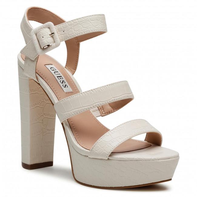 Sandále GUESS - Rayona FL6RY2 PEL03 CREAM