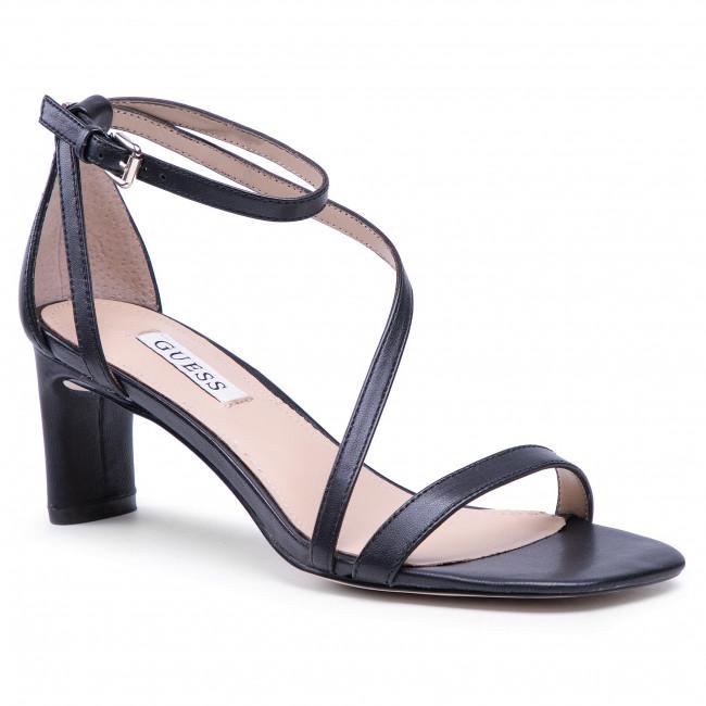 Sandále GUESS - Selby 2 FL6S2B LEA03  BLACK