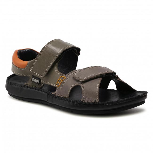 Sandále PIKOLINOS - 06J-5818C1 Dark Grey