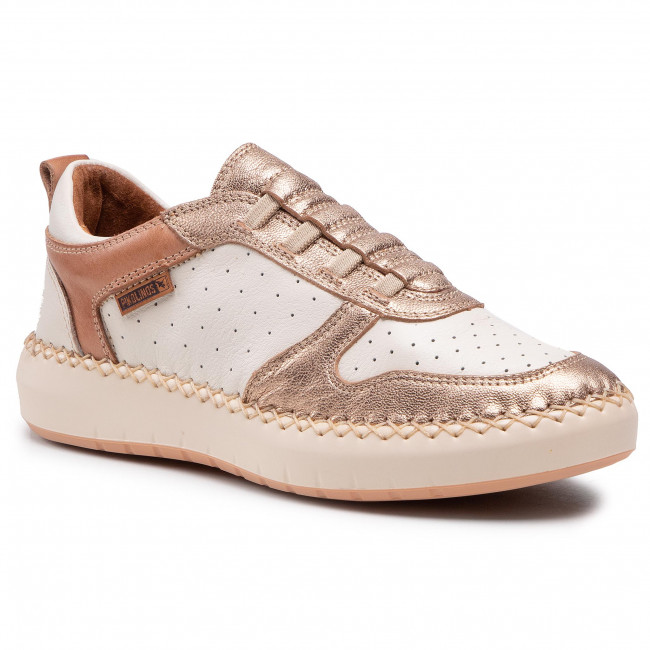 Sneakersy PIKOLINOS - W6B-6753CLC1  Champagne