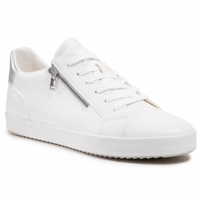 Sneakersy GEOX - D Blomiee A D026HA 000BC C1405 Optic White