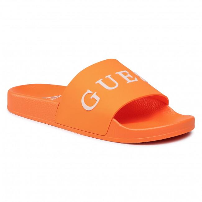 Šľapky GUESS - Slides F02Z03 BB00F  G3G5