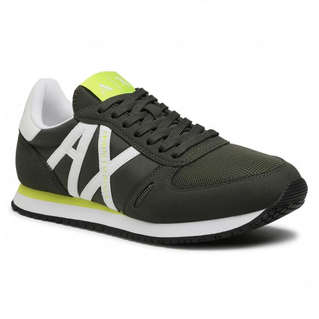 Sneakersy ARMANI EXCHANGE - XUX017 XCC68 K530 Fango/Off White