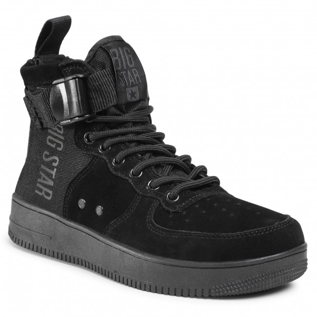 Sneakersy BIG STAR - EE274662 Black