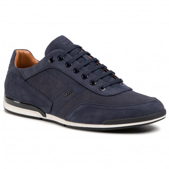 Sneakersy BOSS - Saturn 50445685 10214613 01 Dark Blue 401