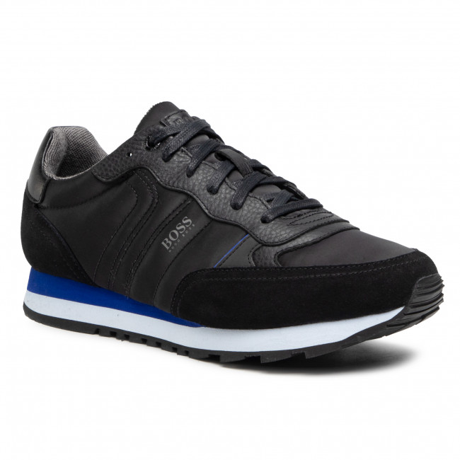 Sneakersy BOSS - Parkour 50445688 10232529 01 Black 001