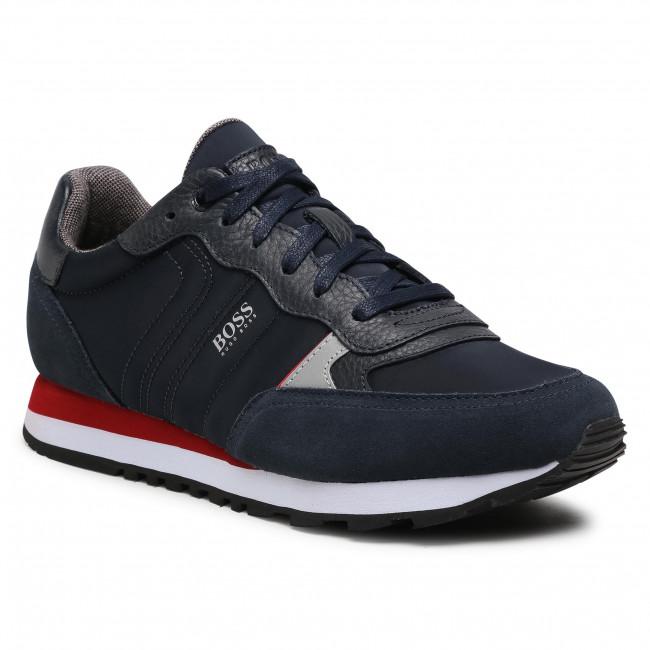 Sneakersy BOSS - Parkour 50445688 10232529 01  Dark Blue 401