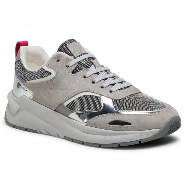Sneakersy BOSS - Skylar 50447473 10233158 01 Open Grey 061