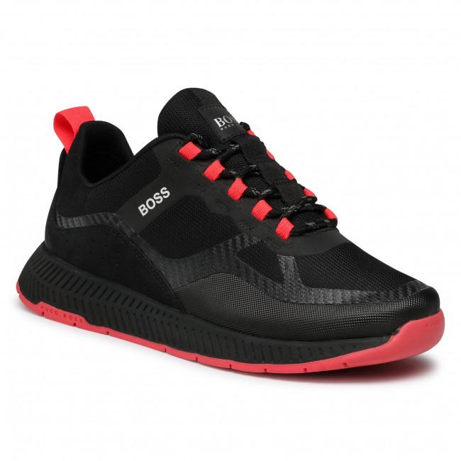 Sneakersy BOSS - Esp-Titanum 50448123 10233313 01 Black 001