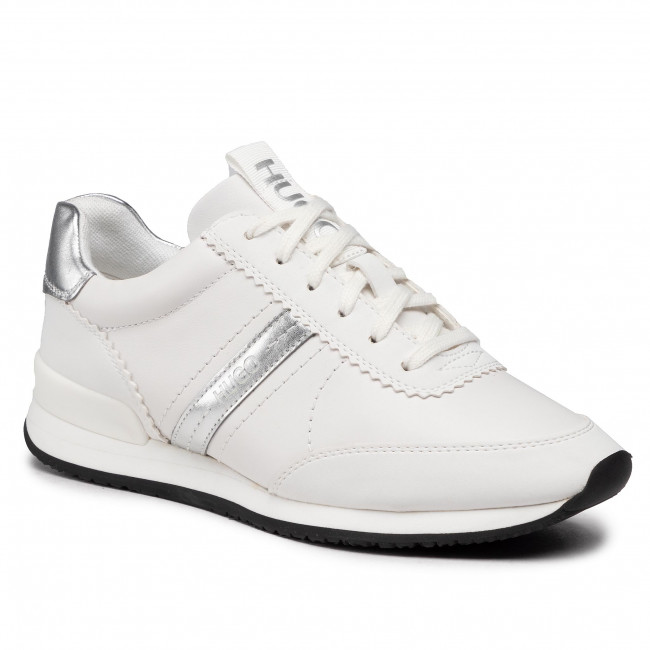 Sneakersy HUGO - Adrienne 50447286 10233121 01 White 100