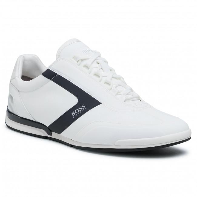 Sneakersy HUGO - Saturn 50452024 10235008 01 White 100