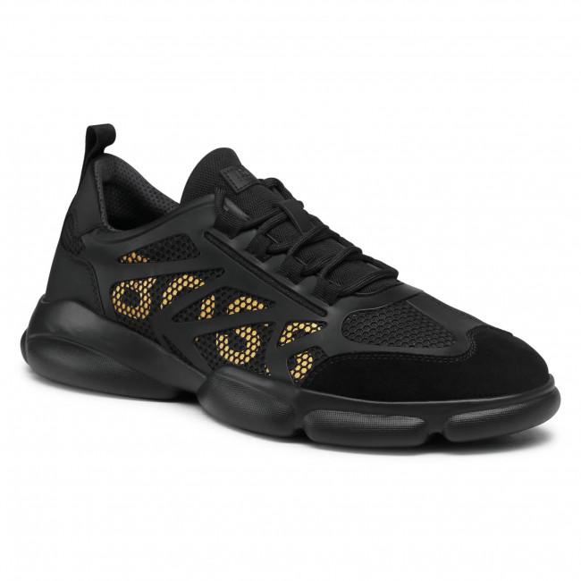 Sneakersy BOSS - Rapid 50452037 10235009 01  Black 001