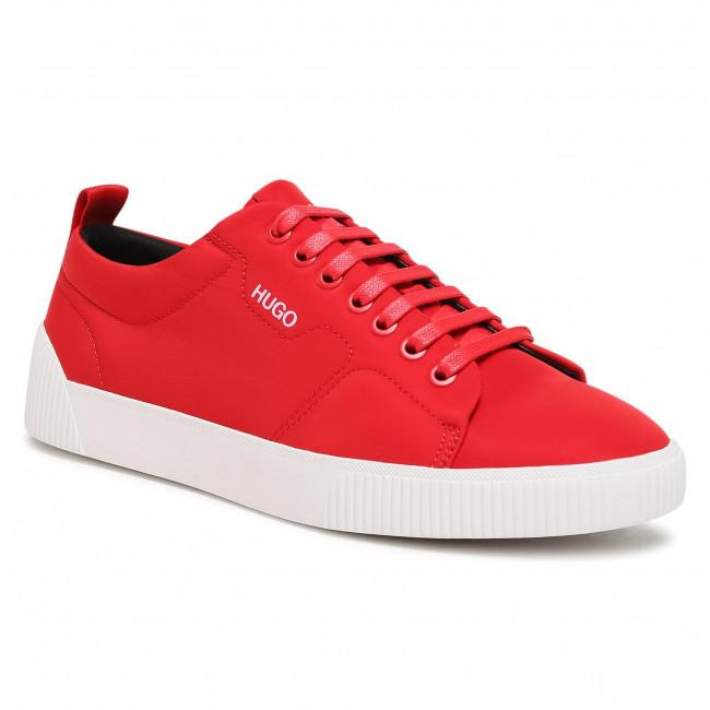 Sneakersy HUGO - Zero 50451820 10234982 601 Dark Red 01