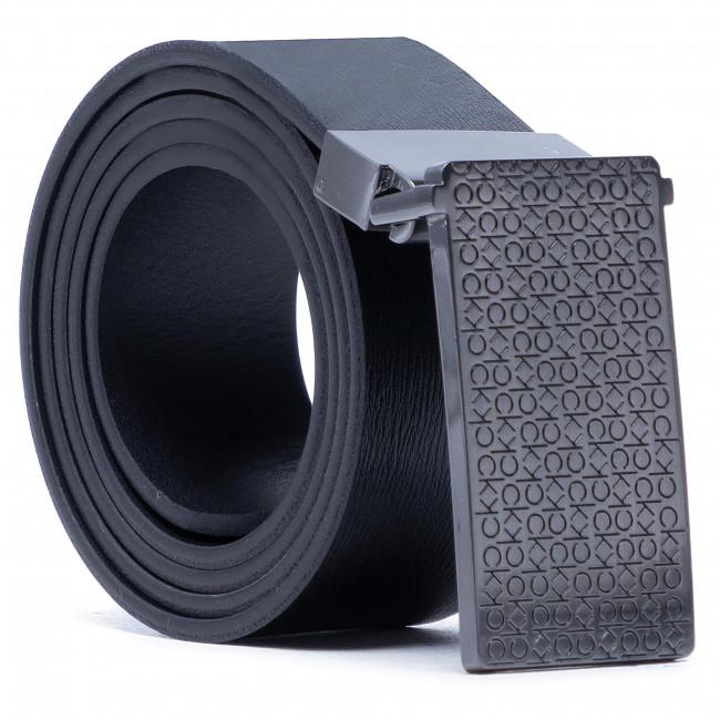 Opasok Pánsky CALVIN KLEIN - Nano Plaque/Essential Buckle K50K506419BAX  BAX
