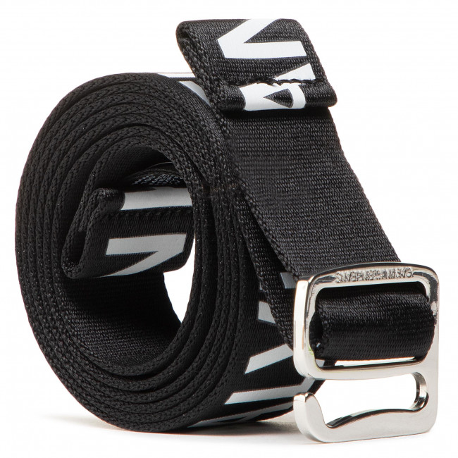 Opasok Pánsky CALVIN KLEIN JEANS - Slider Tape Belt 35Mm K50K506554 BDS