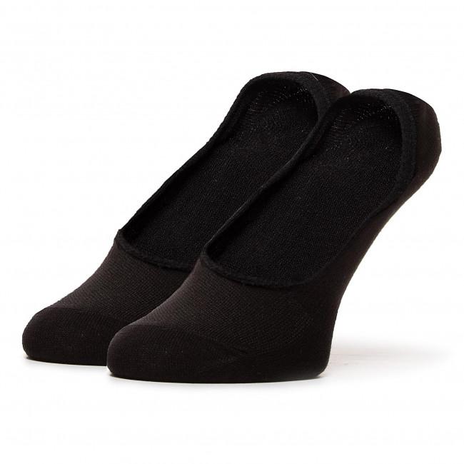 Súprava 2 párov krátkych ponožiek pánskych CONVERSE - E749B-2020 Čierna