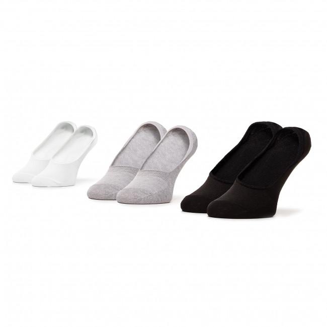 Súprava 3 párov krátkych ponožiek pánskych LEE COOPER - C00D0Z Mix