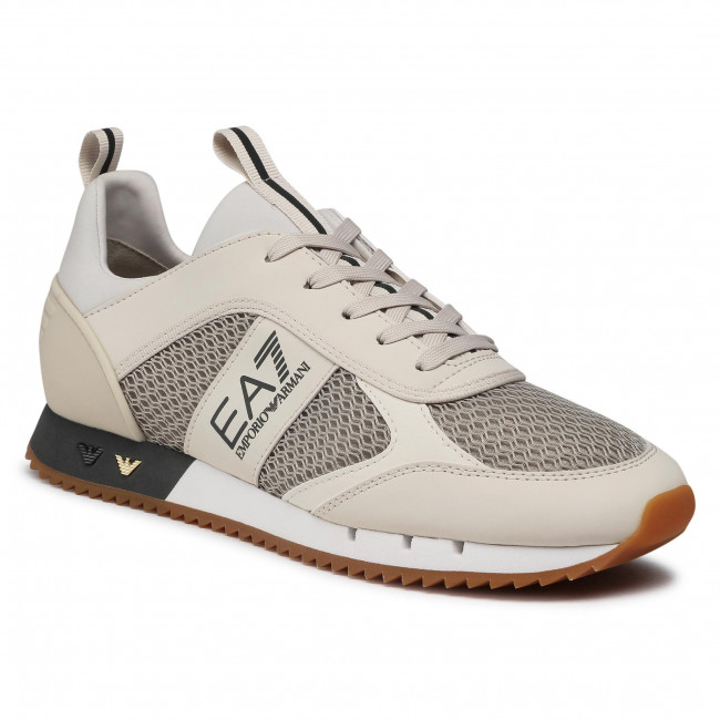 Sneakersy EA7 EMPORIO ARMANI - X8X027 XK050 N438 Moonbeam/Climbing IV