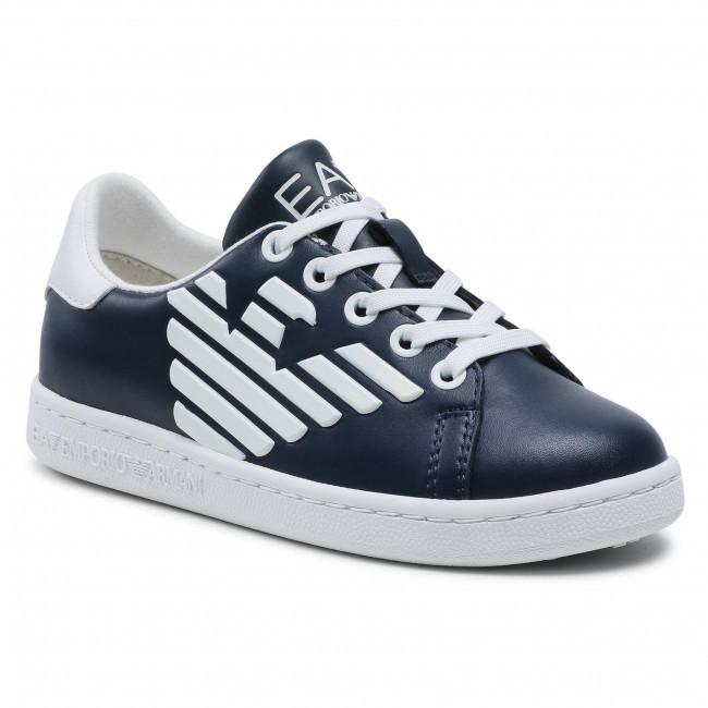 Sneakersy EA7 EMPORIO ARMANI - XSX006 XCC53 N527  Navy/White