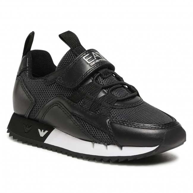 Sneakersy EA7 EMPORIO ARMANI - XSX013 XOT32 N543 Black/Iron Gate
