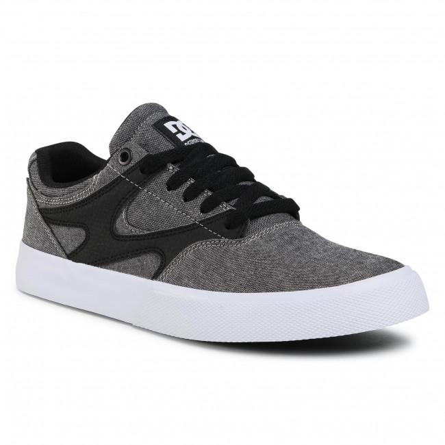 Sneakersy DC - Kalis Vulc ADYS300569 Dark Grey(SM2)