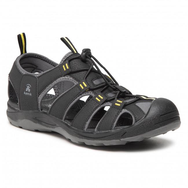 Sandále KAMIK - Byron Bay 2 HK0596  Black