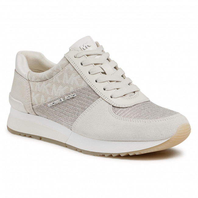 Sneakersy MICHAEL MICHAEL KORS - Allie Trainer 43R1ALFS4D  Natural