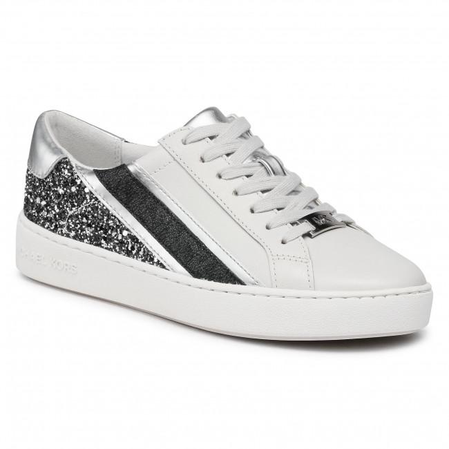 Sneakersy MICHAEL MICHAEL KORS - Slade Lace Up 43R1SLFS2L Light Slate