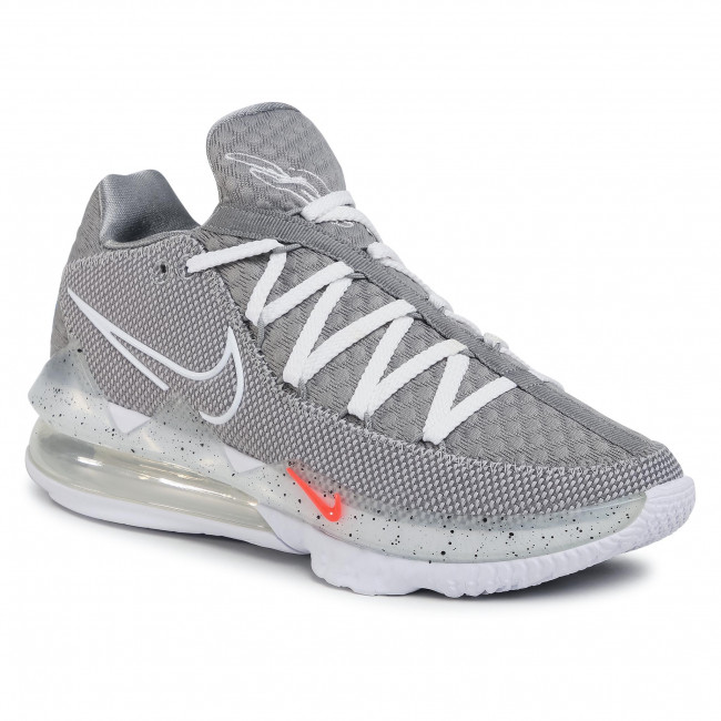 Topánky NIKE - Lebron XVII Low CD5007 004 Particle Grey/White