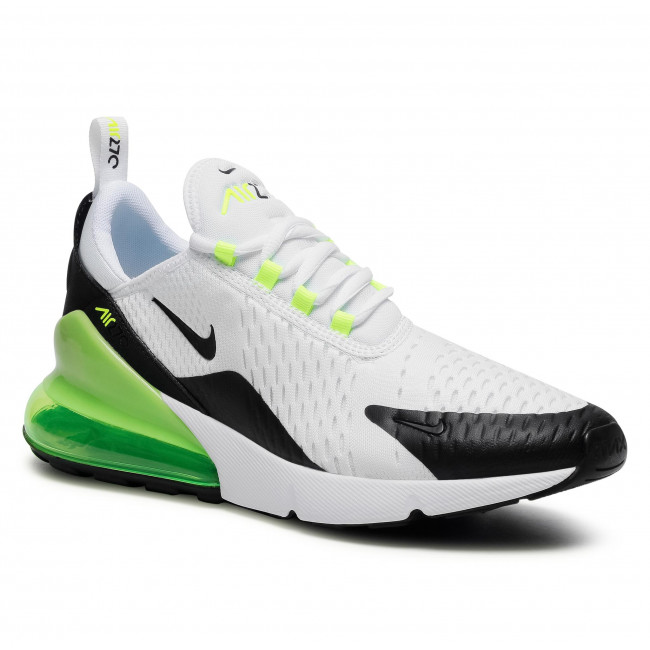 Topánky NIKE - Air Max 270 DC0957 100 White/Black/Volt