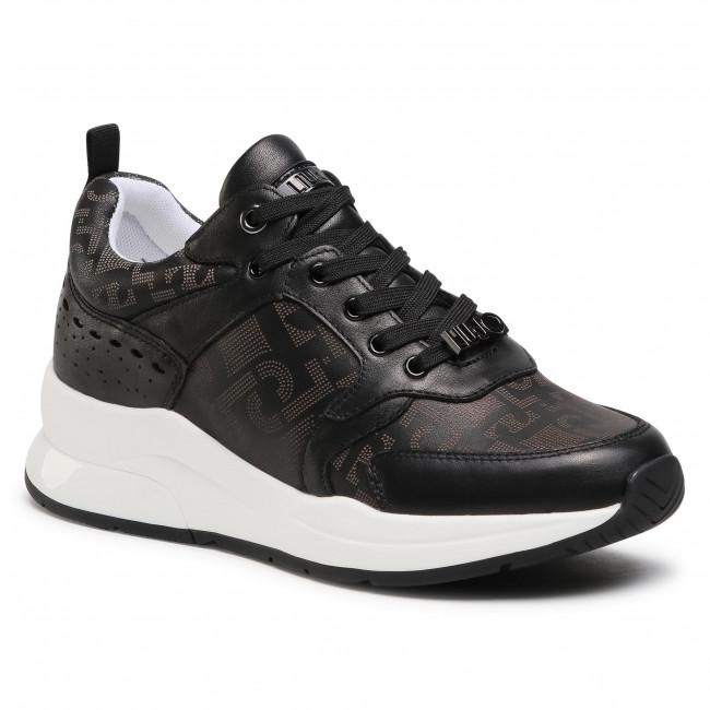 Sneakersy LIU JO - Karlie 52 BA1005 P0102 Black 22222