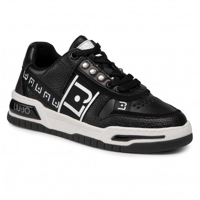 Sneakersy LIU JO - Gyn 05 BA1043 EX086 Black 22222