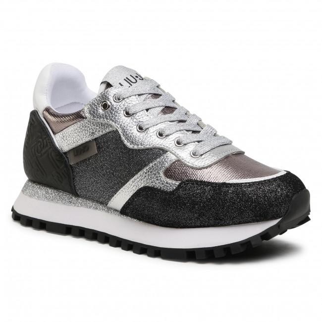 Sneakersy LIU JO - Wonder 1 BA1049 PX134 Black 22222