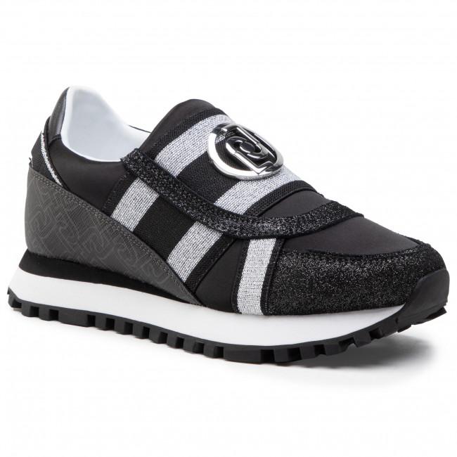Sneakersy LIU JO - Wonder 21 BA1053 TX167 Black 22222