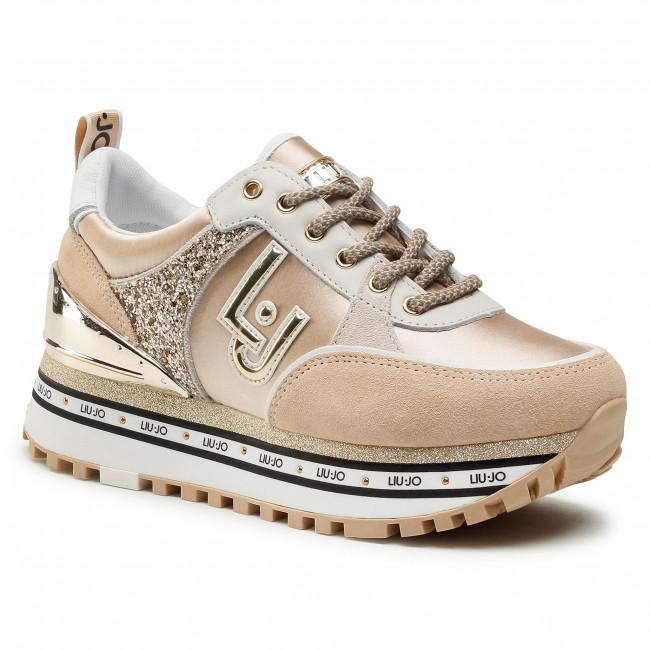 Sneakersy LIU JO - Maxi Wonder 20 BA1063 PX137 Milk S1400