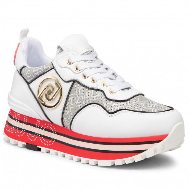 Sneakersy LIU JO - Maxi Wonder 24 BA1069 P0102  White 01111
