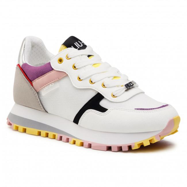 Sneakersy LIU JO - Wonder 2.0 BA1087 TX189 White 01111