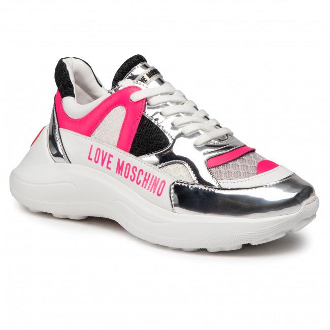 Sneakersy LOVE MOSCHINO - JA15306G1CIV300A  Argea