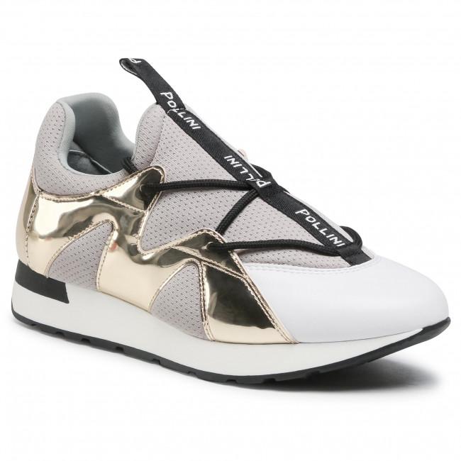 Sneakersy POLLINI - SA15063G1CXF110A Vt.Bi/Sp.Pla/Re.Gr