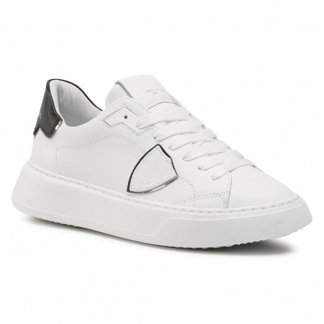 Sneakersy PHILIPPE MODEL - Temple BTLD V010 Blanc noir