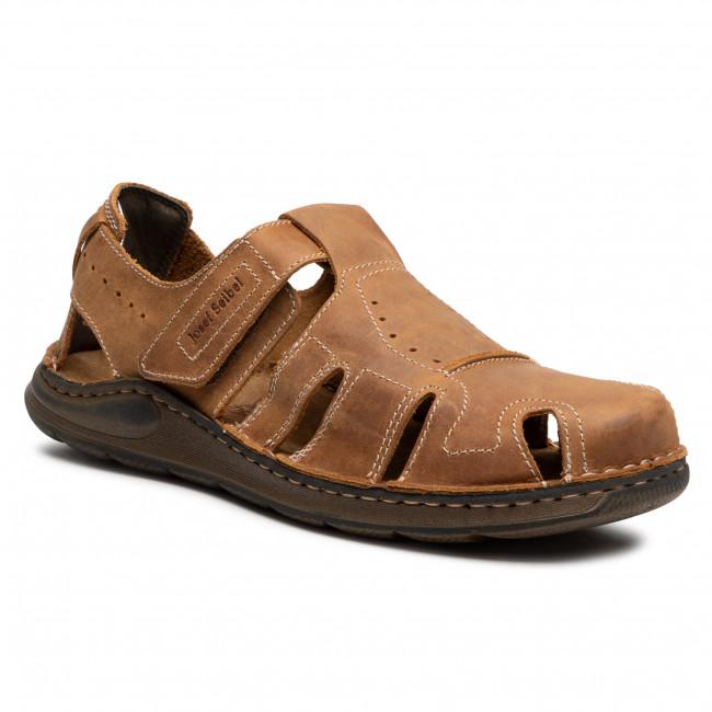 Sandále JOSEF SEIBEL - Maverick 01 27101 66 350 Castagne