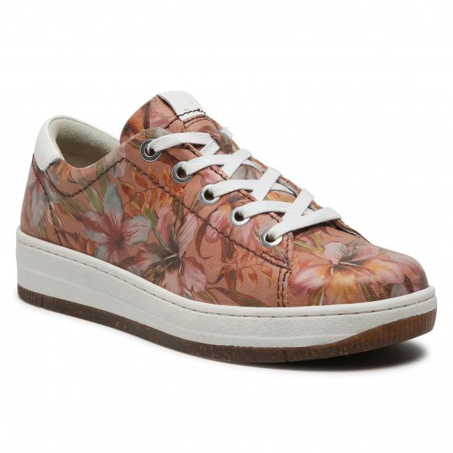 Sneakersy JOSEF SEIBEL - Kim 02 85402 180 461 Carmin/Kombi