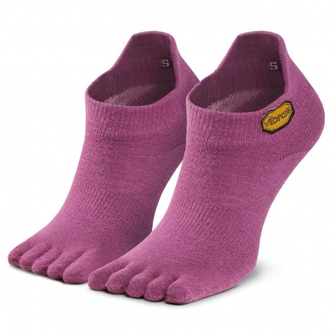 Ponožky Kotníkové Dámske VIBRAM FIVEFINGERS - Athletic No Show S18N03 Purple