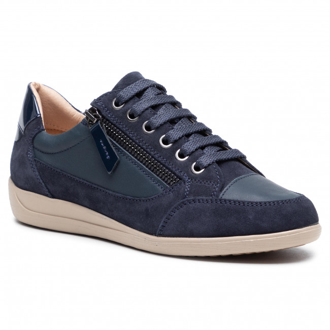 Sneakersy GEOX - D Myria A D6468A-08522-C4002 Navy