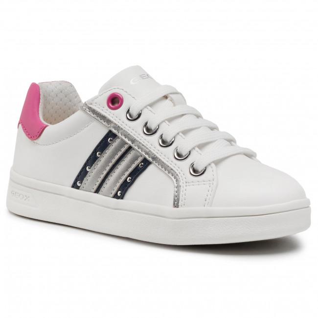 Sneakersy GEOX - J Djrock G. G J944MG 000BC C0899 M White/Navy