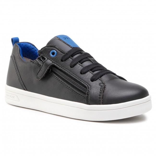 Sneakersy GEOX - J Djrock B. D J925VD 08554 C9999 M Black