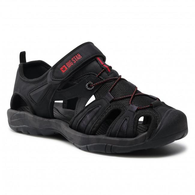 Sandále BIG STAR - HH174317 Black
