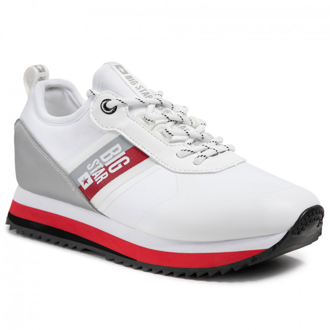 Sneakersy BIG STAR - HH274424 White